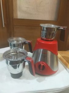 Prestige Ultimate mixer grinder 750 watts
