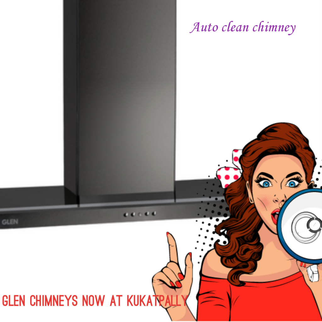 Glen Chimney hyderabad